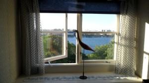 Utsikt över Riddarfjärden